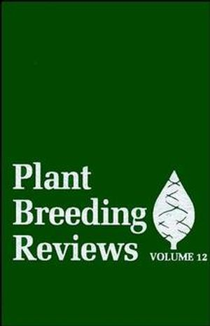 Plant Breeding Reviews, Volume 12