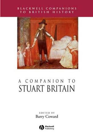 A Companion to Stuart Britain (0631218742) cover image