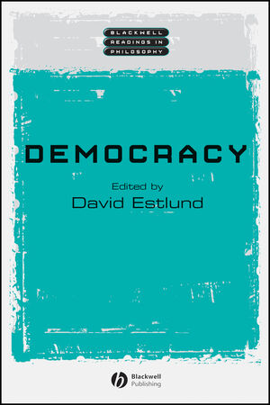Democracy (0631221042) cover image