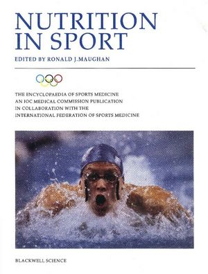 Nutrition in Sport (0632050942) cover image