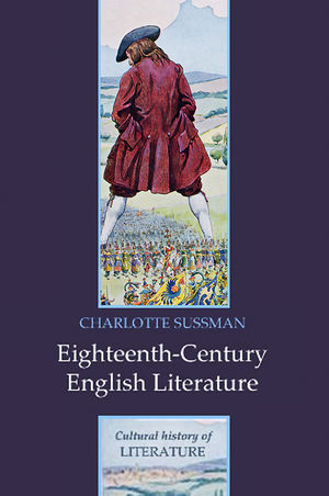 Eighteenth Century English Literature  (0745625142) cover image