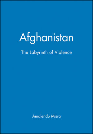 Afghanistan: The Labyrinth of Violence (0745631142) cover image
