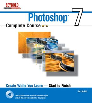 Photoshop 7 Complete Course (0764536842) cover image