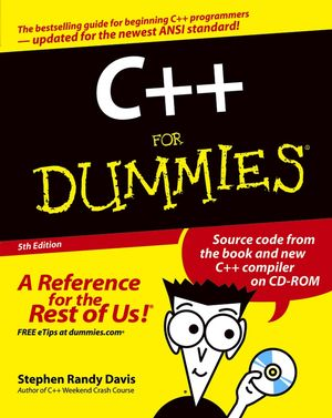 C++ For Dummies, 5th Edition