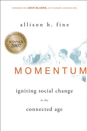 Momentum: Igniting Social Change in the Connected Age (0787984442) cover image
