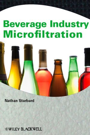 Beverage Industry Microfiltration (0813806542) cover image