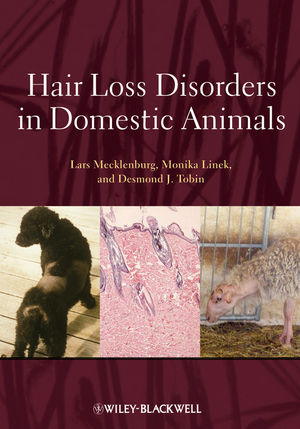 Hair Loss Disorders in Domestic Animals (0813819342) cover image