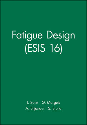 Fatigue Design (ESIS 16)