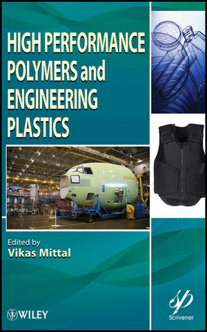High Performance Polymers and Engineering Plastics (1118171942) cover image