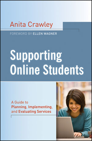 Supporting Online Students: A Practical Guide to Planning, Implementing, and Evaluating Services (1118192842) cover image