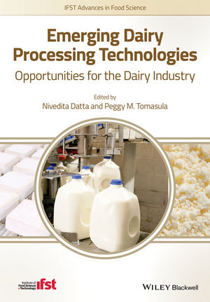 Emerging Dairy Processing Technologies: Opportunities for the Dairy Industry (1118560442) cover image