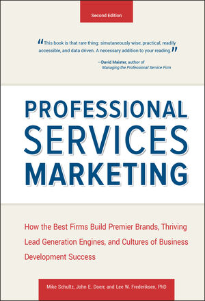 Wiley Professional Services Marketing How The Best Firms