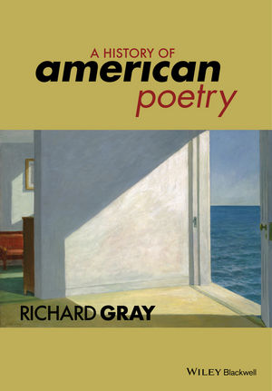 A History of American Poetry (1118795342) cover image