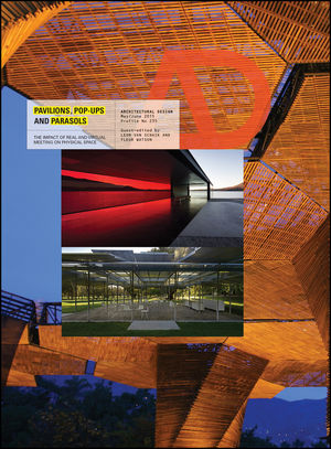 Pavilions, Pop Ups and Parasols: The Impact of Real and Virtual Meeting on Physical Space  (1118829042) cover image