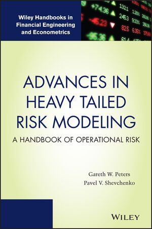 Advances in Heavy Tailed Risk Modeling: A Handbook of Operational Risk (1118909542) cover image
