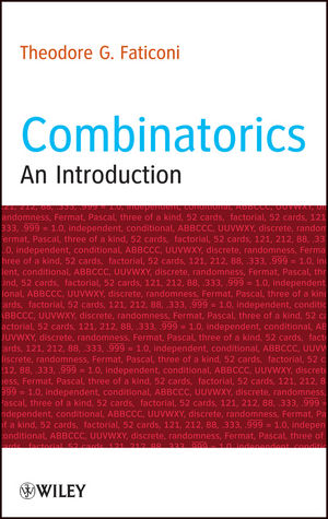 Combinatorics: An Introduction (1119013542) cover image