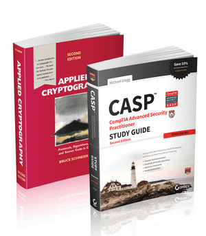 Security Practitioner and Cryptography Handbook and Study Guide Set (1119071542) cover image