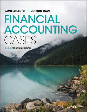 Financial Accounting Cases, Student Choice Print, 3rd Canadian Edition