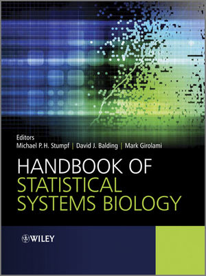 Handbook of Statistical Systems Biology (1119952042) cover image