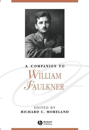A Companion to William Faulkner (1405122242) cover image