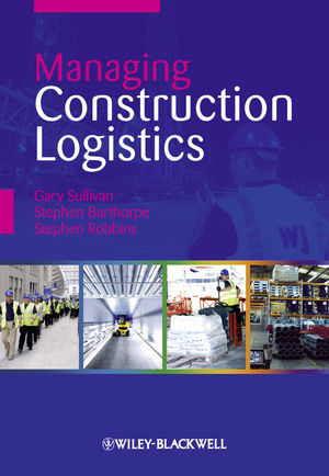 Managing Construction Logistics (1405151242) cover image