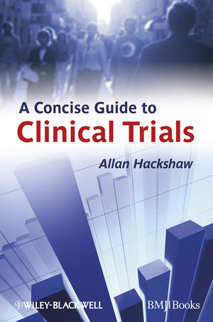 A Concise Guide to Clinical Trials (1405167742) cover image