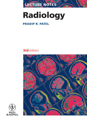 Lecture Notes: Radiology, 3rd Edition (1405195142) cover image
