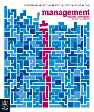 Management Foundations and Applications 1E Asia Pacific iStudy Version 2: