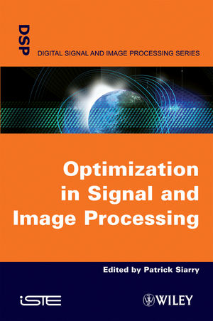 Optimisation in Signal and Image Processing (1848210442) cover image