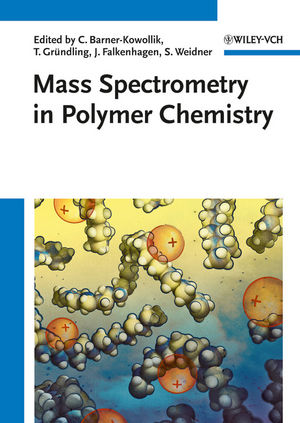 Mass Spectrometry in Polymer Chemistry (3527329242) cover image