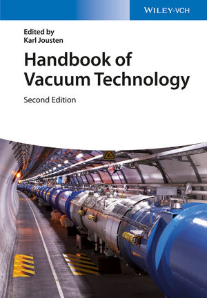 Handbook of Vacuum Technology, 2nd Edition (3527688242) cover image