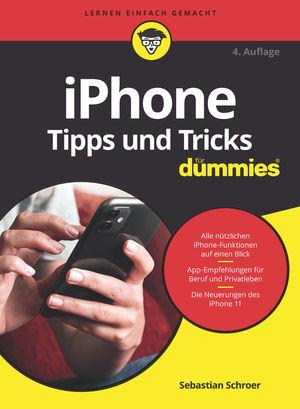 iPhone Tipps und Tricks für Dummies, 4. Auflage