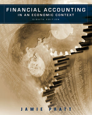 Financial Accounting in an Economic Context, 8th edition (EHEP001742) cover image