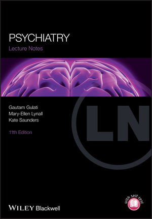 Lecture Notes: Psychiatry, 11th Edition (EHEP002742) cover image