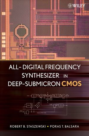 All-Digital Frequency Synthesizer in Deep-Submicron CMOS (0470041943) cover image