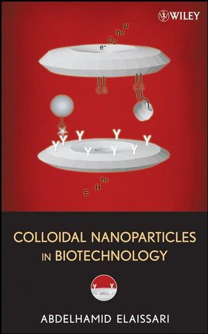 Colloidal Nanoparticles in Biotechnology (0470258543) cover image