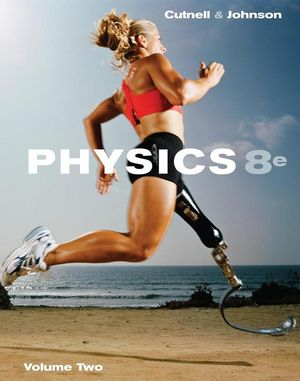 Physics, Volume 1, Chapters 1-17, 8th Edition