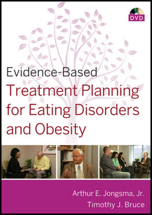 Evidence-Based Treatment Planning for Eating Disorders and Obesity DVD (0470417943) cover image