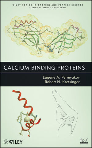 Calcium Binding Proteins (0470525843) cover image