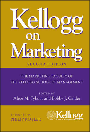 Kellogg on Marketing, 2nd Edition (0470580143) cover image