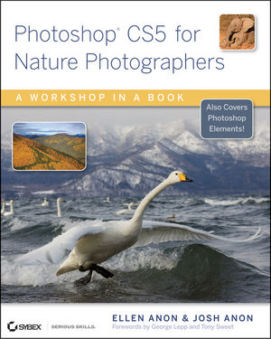 sybex photoshop cs5 for nature photographers a workshop in a book