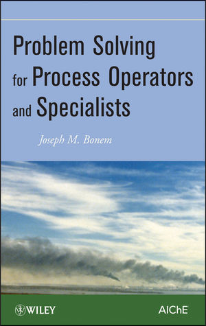 Problem Solving for Process Operators and Specialists (0470627743) cover image