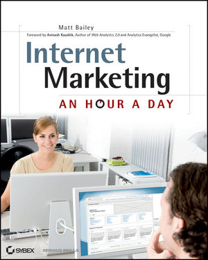 Internet Marketing: An Hour a Day (0470633743) cover image