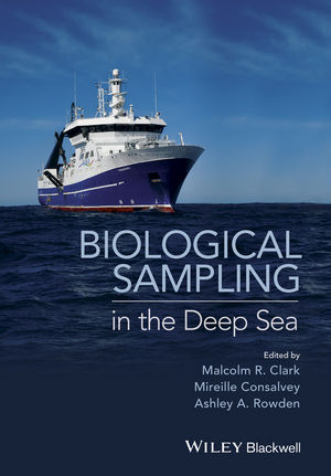 Biological Sampling in the Deep Sea (0470656743) cover image