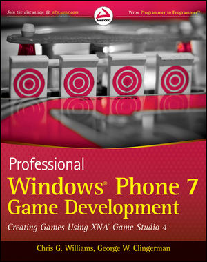 Professional Windows Phone 7 Game Development: Creating Games using XNA Game Studio 4 (0470922443) cover image