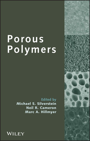 Porous Polymers (0470934743) cover image