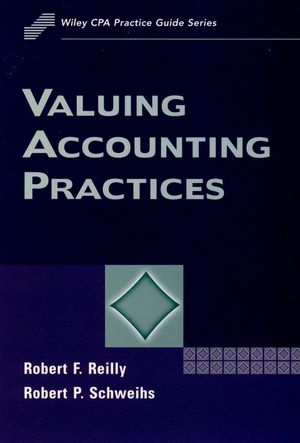 Valuing Accounting Practices (0471172243) cover image