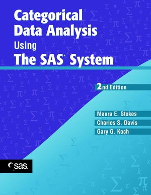 Categorical Data Analysis Using the SAS System, 2nd Edition