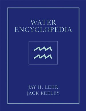 Water Encyclopedia, 5 Volume Set  (0471441643) cover image