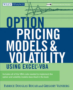 Option Pricing Models and Volatility Using Excel-VBA (0471794643) cover image